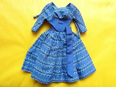 Vintage Barbie Let's Dance Dress #978 (1960)