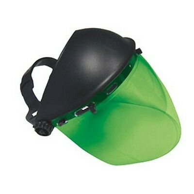 SAS Safety 5147 Deluxe Face Shield-Dark Green