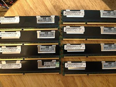 16GB (4x4GB) PC3-10600r MEMORY KIT for Apple Mac Pro 4,1 2009 A1289 and server