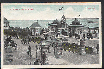 Sussex Postcard - The Kursaal, Bexhill-On-Sea  RS3396