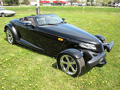 2000 Plymouth Prowler  2000 Plymouth Prowler - 3,261 Actual Miles- Clean Car Fax - Garage Kept