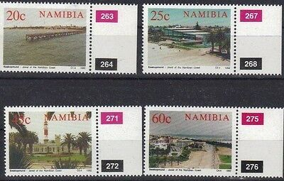 Stamp Lighthouse Namibia Mnh