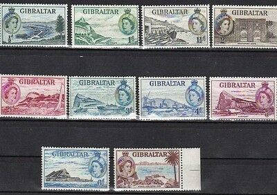Stamp Lighthouse Gibraltar Mnh