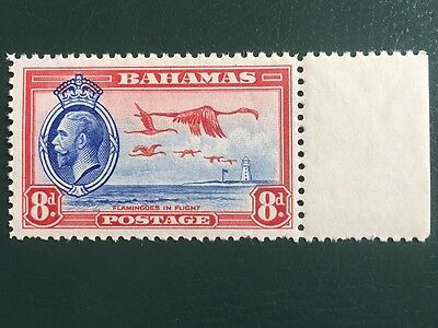 Stamp Lighthouse Bahamas Mnh