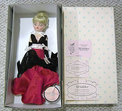 Madame Alexander - Simply Irresistible Cissy Doll - New In Box - Le