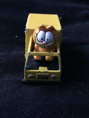 1981 Ertl Garfield Lasagne Factory Toy Truck