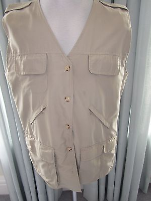 Orvis Hunting/shooting/fishing  Waistcoat/gillet Size Large
