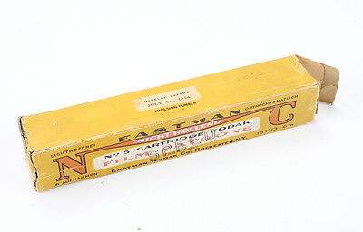 KODAK 115 NC SPEED FILM, EXPIRED JUL 1924, SOLD FOR DISPLAY ONLY/cks/195943
