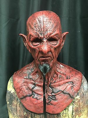 Malum The Demon (Blood) Silicone Mask WFX Special Pre Halloween offer!