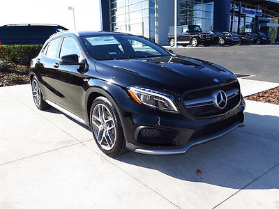 2016 Mercedes-Benz GLA 4MATIC 4dr AMG GLA45 NEW 2016 GLA 45 AMG,1 man 1 engine,pano roof,awesome performance,buy wholesale