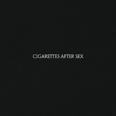Cigarettes After Sex SELF TITLED Debut Album +MP3s PARTISAN RECORDS New Vinyl LP