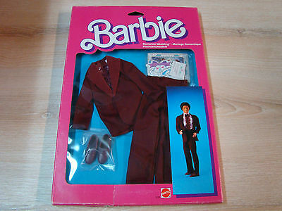 Barbie Vintage - Romantic Wedding/mariage - Ref: 3104 - Mattel 1986 - Neuf -