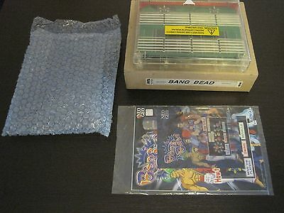 Neo Geo Mvs Bang Bead Full Kit \free Shipping Worldwide With Tracking Number//