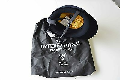Velvet Harry Hall Riding Hat