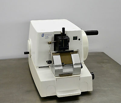 Thermo Shandon Finesse 325 Manual Rotary Microtome Histology A78100101