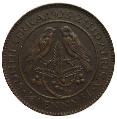 Farthing 1923 (South Africa)