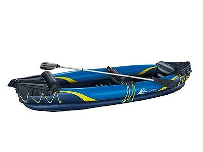 Inflatable 2 person Kayak - paddle included