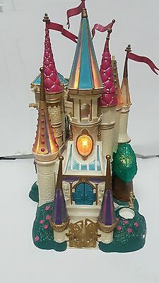 1998 TRENDMASTERS  Polly Pocket Castle Beauty And the Beast Castle Disney