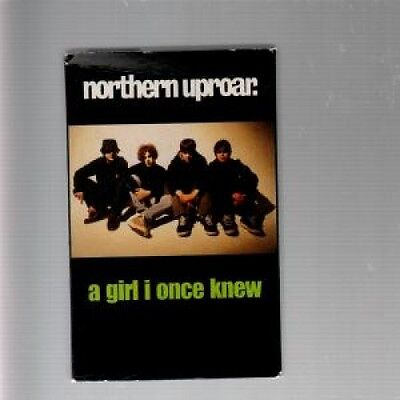 NORTHERN UPROAR A Girl I Once Knew CASSETTE European Heavenly 2 Track