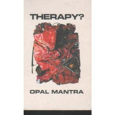 THERAPY (ROCK GROUP) Opal Mantra CASSETTE UK A&M 4 Track Studio Version In Card