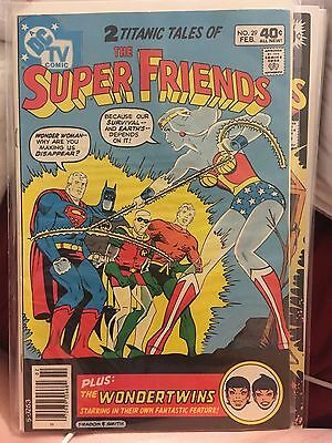 Super Friends #29 (Feb 1980, DC) - VERY FINE