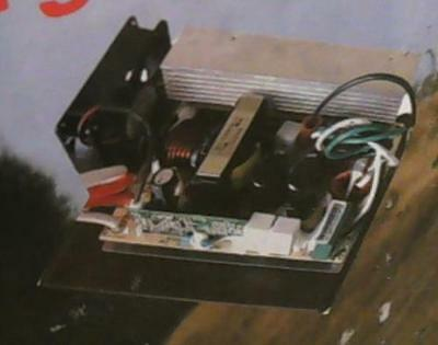 WFCO WF8955MBA 55 Amps Converter Main Board Assembly Replacement Unit $301
