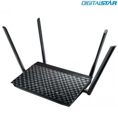 ASUS DSL-AC52U Dual Band 802.11ac Wireless Wi-Fi ADSL/VDSL Modem Router