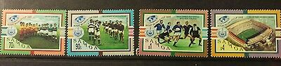 Samoa 1995 Rugby World Cup  set MUH 34