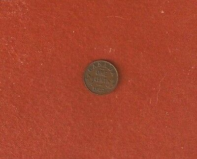 Rare 1922 Canada One Cent Coin Very Fine Beautiful Collectable Coin L284