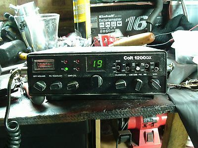 cb radio colt 1200dx