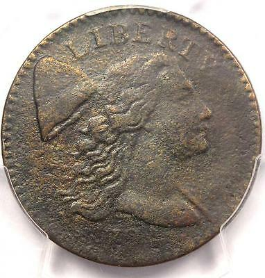 1794 Head of 1794 S-55 Liberty Cap Large Cent 1C - PCGS VF Detail - Rare Penny