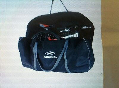 Travel Bag To Fit Bicycle.  Konnix Ty 55B