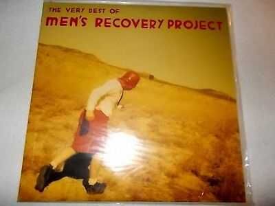 Men's Recovery Project~ The Very Best Of~ 2 Lp Vinyl Record Set~Sealed Unplayed