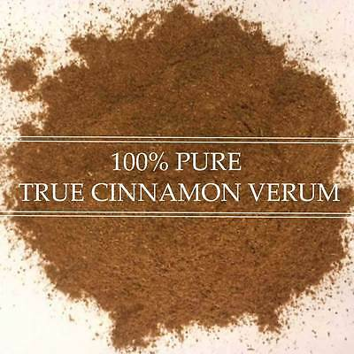 Cinnamon Ground Powder 1Kg PURE CINNAMON VERUM Cinnamomum zeylanicum NO CASSIA