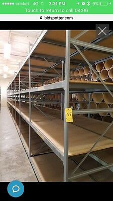 Heavy Duty Steel Frame Commercials Shelving Unit