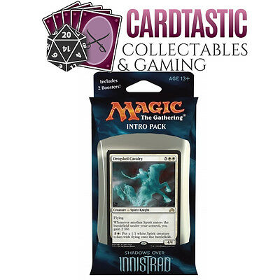 Magic the Gathering Shadows Over Innistrad Intro Pack Ghostly Tide