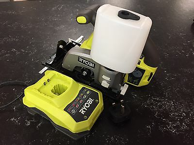 RYOBI LTS 180 ONE + TILE SAW with charger and battery