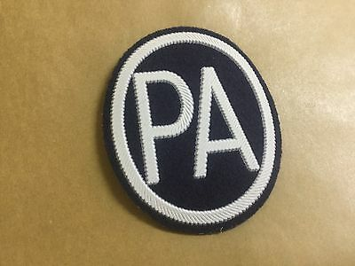 Parche militar Ejercito Aire Spanish Air force military patch PA Military Police