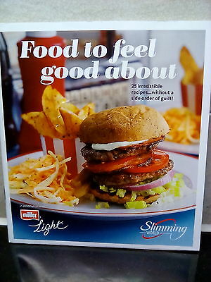 Slimming World Booklet book. Food To Feel Good About. FREE FAST POSTAGE!!