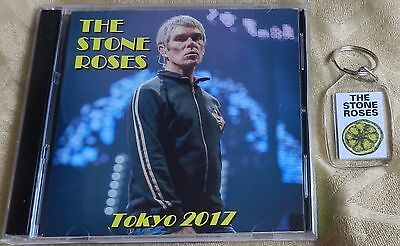 """THE STONE ROSES, FOB + FREE CD, """"TOKYO 2017"""" (Ian Brown)"""