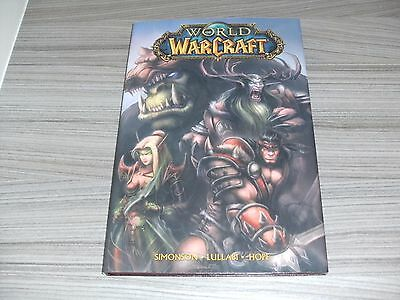 World Of Warcraft Book 1 Graphic Novel Tpb Collected Edition Wildstorm Hardback
