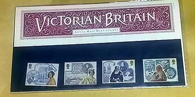 1987 GB Commem. Stamps in Pres. Pack - Victorian Britain