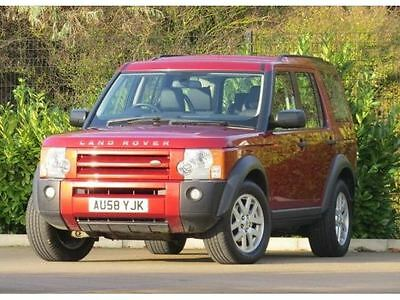 2008 Land Rover DISCOVERY 3 2.7 TD V6 XS