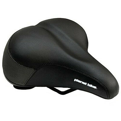 Planet Bike Women's Comfort Web Spring Bicycle Saddle with Coil Spring