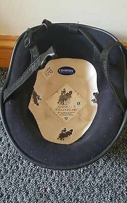 Champion horse riding hat 57- 58cm