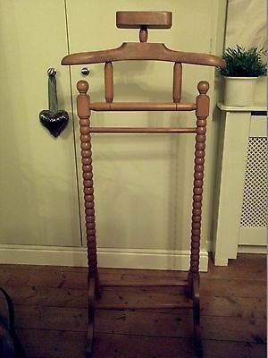 Solid Wood Valet / Butler / Clothes Stand