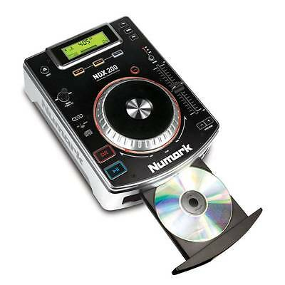 Numark NDX 200 Tabletop DJ Scratch CD Player USED Perfect working order