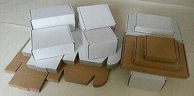 """Postal Packing Cardboard  Boxes, Mailing Packaging Cartons """"multi Listing"""""""
