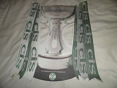 Hibernian 2007 Cis Cup Winners Cut Out