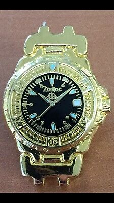 Pin Pins Montre Watch Zodiac Qualité Arthus Bertrand Rare